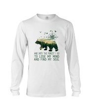 And Into The Forest I Go Long Sleeve Tee tile