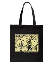 Believe Tote Bag thumbnail