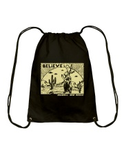 Believe Drawstring Bag thumbnail