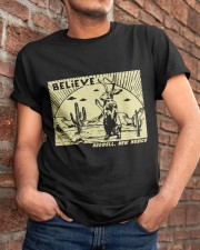 Believe Classic T-Shirt apparel-classic-tshirt-lifestyle-26