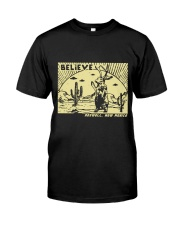 Believe Classic T-Shirt front