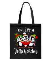 Oh Its A Jolly Holiday Tote Bag tile