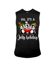 Oh Its A Jolly Holiday Sleeveless Tee tile