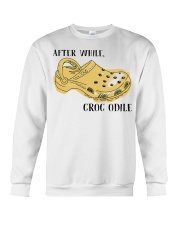 After While Croc Odile Crewneck Sweatshirt thumbnail