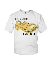 After While Croc Odile Youth T-Shirt thumbnail
