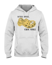 After While Croc Odile Hooded Sweatshirt thumbnail