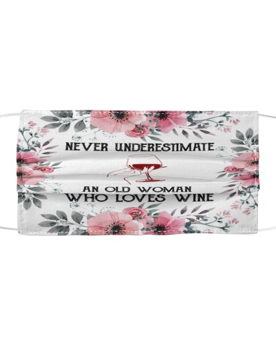 An Old Woman Loves Wine