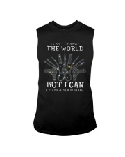I Can Change Your Hair Sleeveless Tee thumbnail
