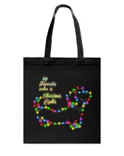 My Favorite Is Color Tote Bag thumbnail