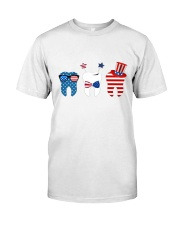 Independence Day Classic T-Shirt front