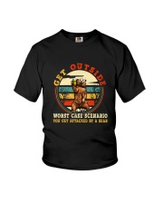 Get Outside Youth T-Shirt thumbnail