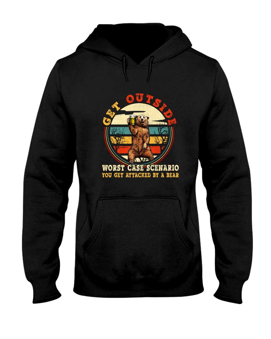 Get Outside Hooded Sweatshirt