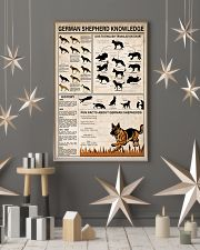 German Shepherd Knowledge 11x17 Poster lifestyle-holiday-poster-1