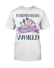 Hairdessers Bring Color Premium Fit Mens Tee thumbnail