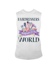 Hairdessers Bring Color Sleeveless Tee thumbnail