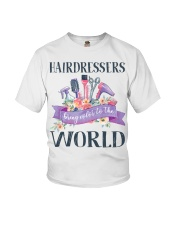 Hairdessers Bring Color Youth T-Shirt thumbnail