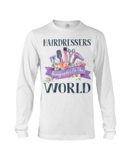 Hairdessers Bring Color Long Sleeve Tee thumbnail