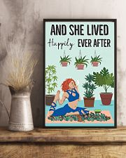 And She Lived Happily 11x17 Poster lifestyle-poster-3