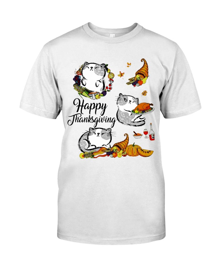Happy Thanksgiving Classic T-Shirt