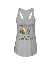 Chihuahua Ladies Flowy Tank thumbnail