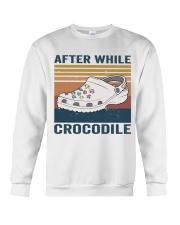 After While Crocodle Crewneck Sweatshirt thumbnail