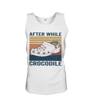 After While Crocodle Unisex Tank thumbnail