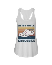 After While Crocodle Ladies Flowy Tank thumbnail