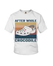 After While Crocodle Youth T-Shirt thumbnail