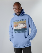 After While Crocodle Hooded Sweatshirt apparel-hooded-sweatshirt-lifestyle-front-09