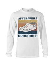 After While Crocodle Long Sleeve Tee thumbnail
