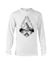 I Must Go Long Sleeve Tee thumbnail