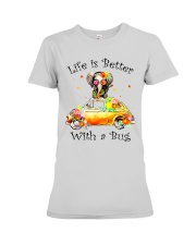 Life Is Better With A bug Premium Fit Ladies Tee thumbnail