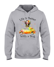 Life Is Better With A bug Hooded Sweatshirt thumbnail
