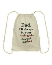I'll Always Be Your Drawstring Bag thumbnail