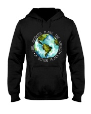 Scouts Make The World Hooded Sweatshirt thumbnail