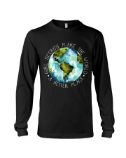 Scouts Make The World Long Sleeve Tee thumbnail