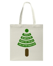 There Is No Wifi Tote Bag thumbnail