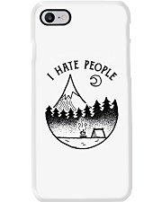 I Hate People 1 Phone Case thumbnail