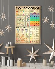 Yoga Knowledge 11x17 Poster lifestyle-holiday-poster-1