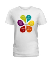 In This Classroom Ladies T-Shirt thumbnail