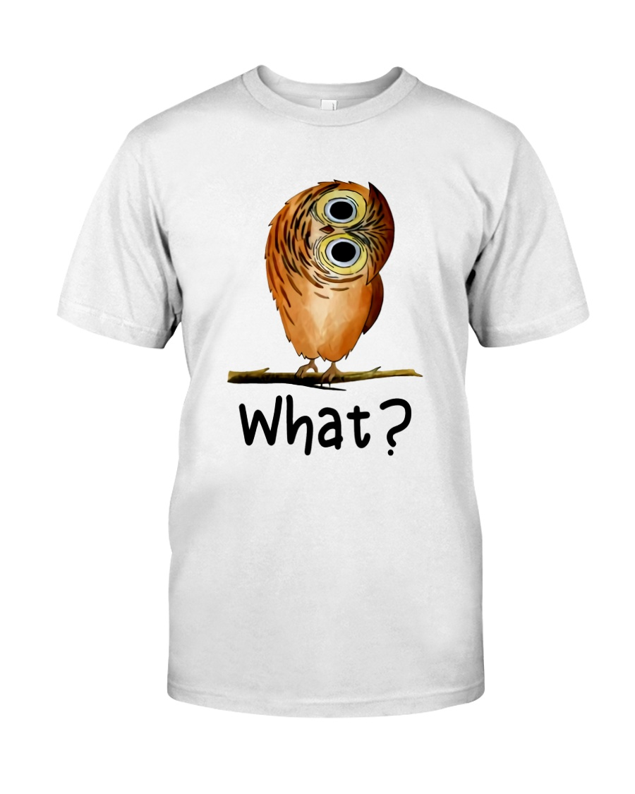 Love Owl Classic T-Shirt