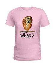 Love Owl Ladies T-Shirt thumbnail