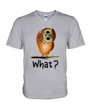Love Owl V-Neck T-Shirt thumbnail