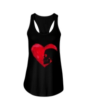 Love Of Skull Ladies Flowy Tank thumbnail