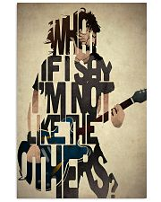 What If I Say I'm Not Like The Others 11x17 Poster front