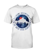 I Want Adventure Classic T-Shirt thumbnail