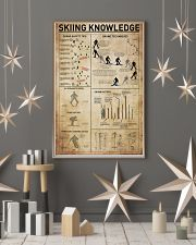Skiing Knowledge 11x17 Poster lifestyle-holiday-poster-1