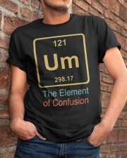 The Element Of Confusion Classic T-Shirt apparel-classic-tshirt-lifestyle-26