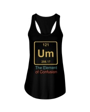 The Element Of Confusion Ladies Flowy Tank thumbnail