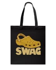 Croc Swag Tote Bag thumbnail